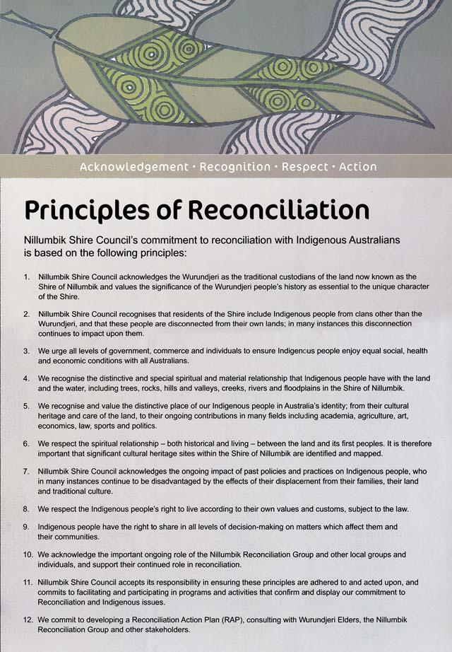 Charter of NRG