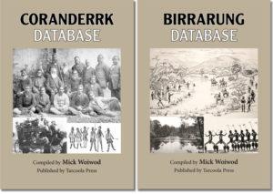 Corranderk Database